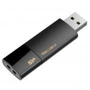 Memorie USB Silicon-Power Blaze B05 16GB USB 3.0 Black