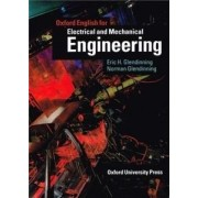 Oxford English for Electrical and Mechanical Engineering Student's Book by Eric H. Glendinning