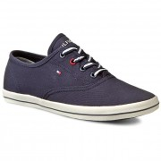 Гуменки TOMMY HILFIGER - Victoria 1D FW56820836 Midnight 403