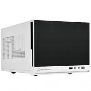 SilverStone SST-SG13WB-Q Alloggiamento Mini ITX Sugo SFF, colore: bianco/nero