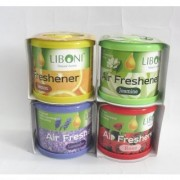 Set of 4 Liboni Car Perfume Air Freshner for All Cars