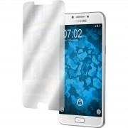 8 X Samsung Galaxy C5 Pro Film De Protection Miroir Phonenatic Protecteurs Écran