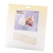 KnorrPrandell s2305106 tablier avec poche blanc 60 x 90 cm