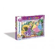 Clementoni Puzzle 29660 - Rapunzel with princess - 250 pezzi