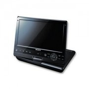 "BDP-SX1 Reproductor de Blu-ray Disc™ portátil El primer reproductor de Blu-ray Disc™ portátil de Sony con pantalla LCD de 25,7 cm / 10,1"""