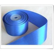 Stuha saténová modrá obojstranná