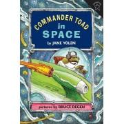 Commander Toad in Space by Jane Yolen