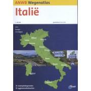 Wegenatlas - Atlas ANWB Italie - Italië | ANWB Media
