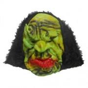 Aster Maska zielony potwór, przebrania dla dzieci,