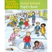 Ready Steady Maths - Junior Infants Pupil's Book by Ber O'Sullivan