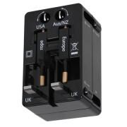 Adaptor EURO - USA - Anglia universal pentru calatorii