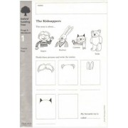 Oxford Reading Tree: Level 8: Workbooks: Workbook 1: The Kidnappers and Viking Adventures (Pack of 30) by Thelma Page