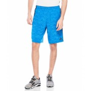 adidas TI 3S Heathered Shorts Blue