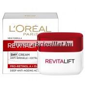 L'Oréal Revitalift ránctalanító nappali arckrém 50ml
