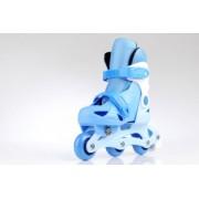 Kolieskové korčule TRISKATE - modré