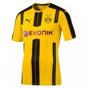 プーマ BVB オーセンティックSSホームシャツ メンズ cyber yellow-black