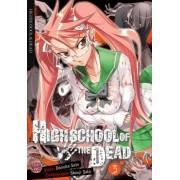 Highschool of the Dead 03 by Shouji Sato