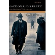 MacDonald's Party by Professor David Howell (Ar