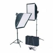 Kaiser #3165 Studiolight 1010 - Set 2 lumini de studio 1000W