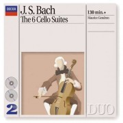 J.S. Bach - Cellosuites1-6 (0028944229325) (2 CD)