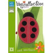 NIV, The Bug Collection Bible: Ladybug, Imitation Leather, Green/Red by Zondervan
