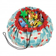 Play And Go-Sac Et Bac A Jouets Badminton