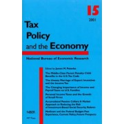 Tax Policy and the Economy: v. 15 by James M. Poterba