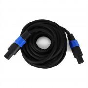 10 Метра Аудио ПА кабел - Мъжки към Мъжки конектор със защита от усукване (3022120N)