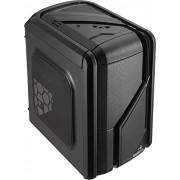 AeroCool GT-RS Black Casse per PC, Nero