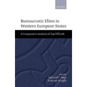 The Bureaucratic Elites in Western European States by Edward C. Page