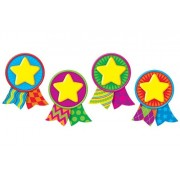 Tendencia Enterprises Inc. T-10986 Medallas Estrella Acentos cl-sicos Variety Pack