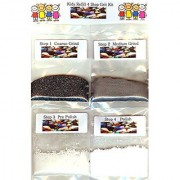Kids Kidz Gritz Refill Rock Tumbler Grit Kit Polishes 1/2 lb of Rocks