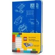Moleskine Lego Limited Edition Hard Plain Large Notebook (2014) by Moleskine