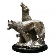 Статуэтка Пара волков