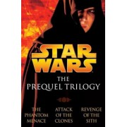 Star Wars: The Prequel Trilogy: The Phantom Menace/Attack of the Clones/Revenge of the Sith, Paperback
