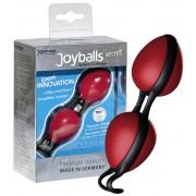 Titkos gésagolyók - vörös-fekete (Joyballs)