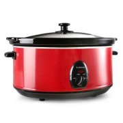 KLARSTEIN BRISTOL 65 уред за бавно готвене 6.5 литра 300W червен