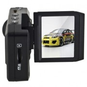 Camera video auto Night Vision lentila rotativa Carcam HD