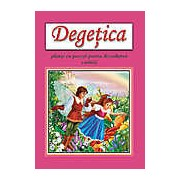 Degetica - planse educative
