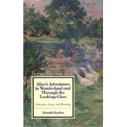 Twayne's Masterwork Studies: Alice's Adventures in Wonderland and through the Looking Glass: No 81 by Donald Rackin