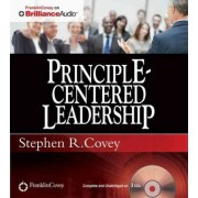 Principle-Centered Leadership by Dr Stephen R Covey