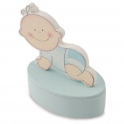 Cajita Bebé Azul