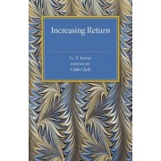 Increasing Return by G. T. Jones