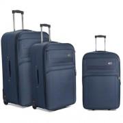 Benzi 2-kerekes bővíthető trolley bőrönd