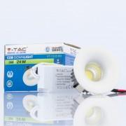 Downlight LED 3w»8W Luz Natural 200Lm 60º R