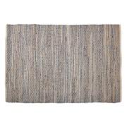 Design tapijt 'WALY' 160x230 cm in jeansstof