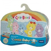 VTech V.Smile Baby Infant Development System Smartridge - Care Bears that Teaches Feelings Letters Singing and Baby Si