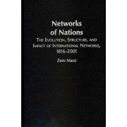 The Networks of Nations by Zeev Maoz