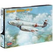Modellino Aereo Gloster Meteor Mk.4 Scala 1:72