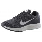 Nike Zoom Structure 18 Hardloopschoenen flash grijs 2014 Hardlopen